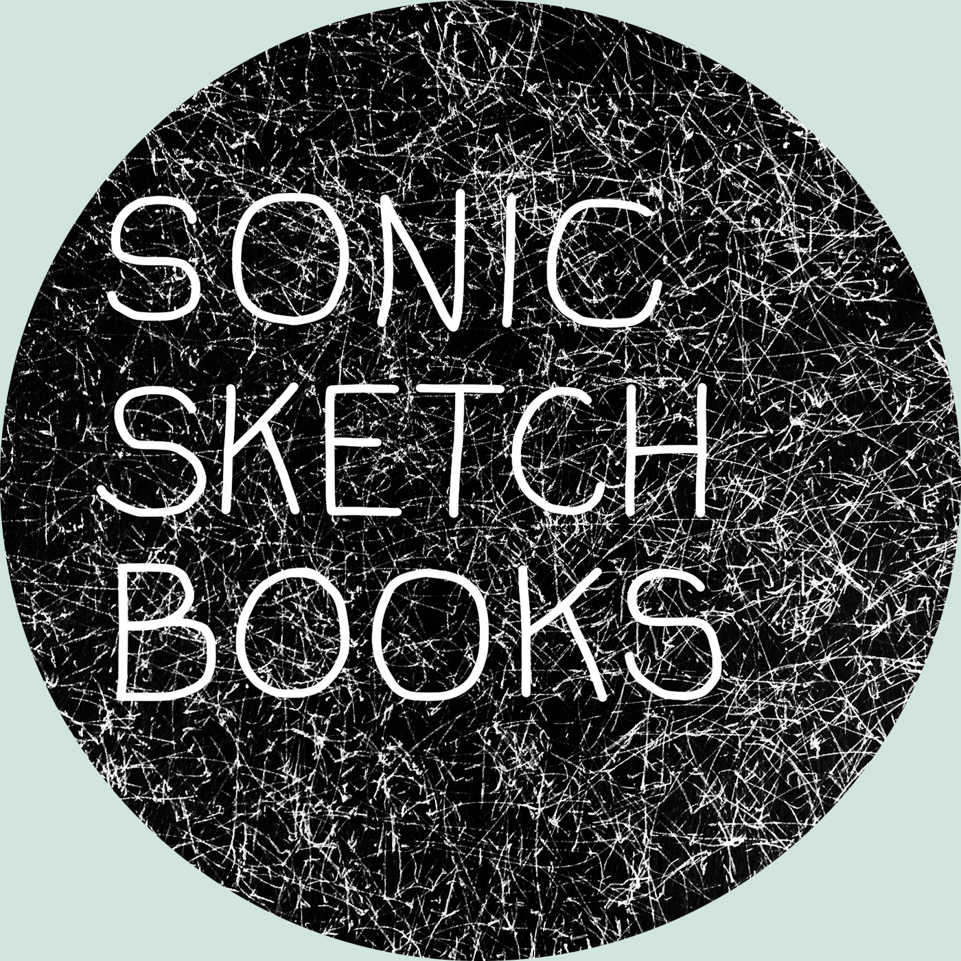 sonic sketchbooks